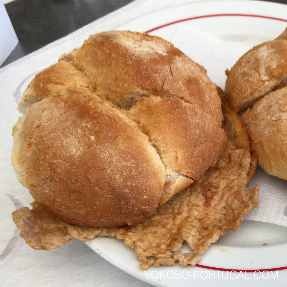 test ツイッターメディア - ポルトガル名物、薄切り豚肉のサンドイッチ、ビファーナの聖地Vendas Novasにある専門店。食事時は並ぶ覚悟でお越しください。 (@ Planícies - A Nova Casa das Bifanas in Vendas Novas, Évora) https://t.co/1nTKgH2E53 https://t.co/egfpLgu85b
