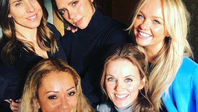 Spice Girls reunion thrown into chaos as Victoria Beckham ditches comeback