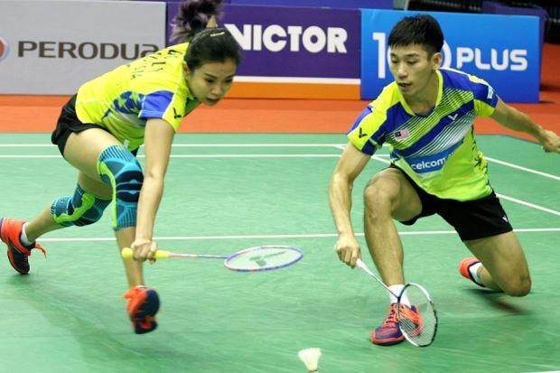 Peng Soon-Liu Ying fall in first round of German Open