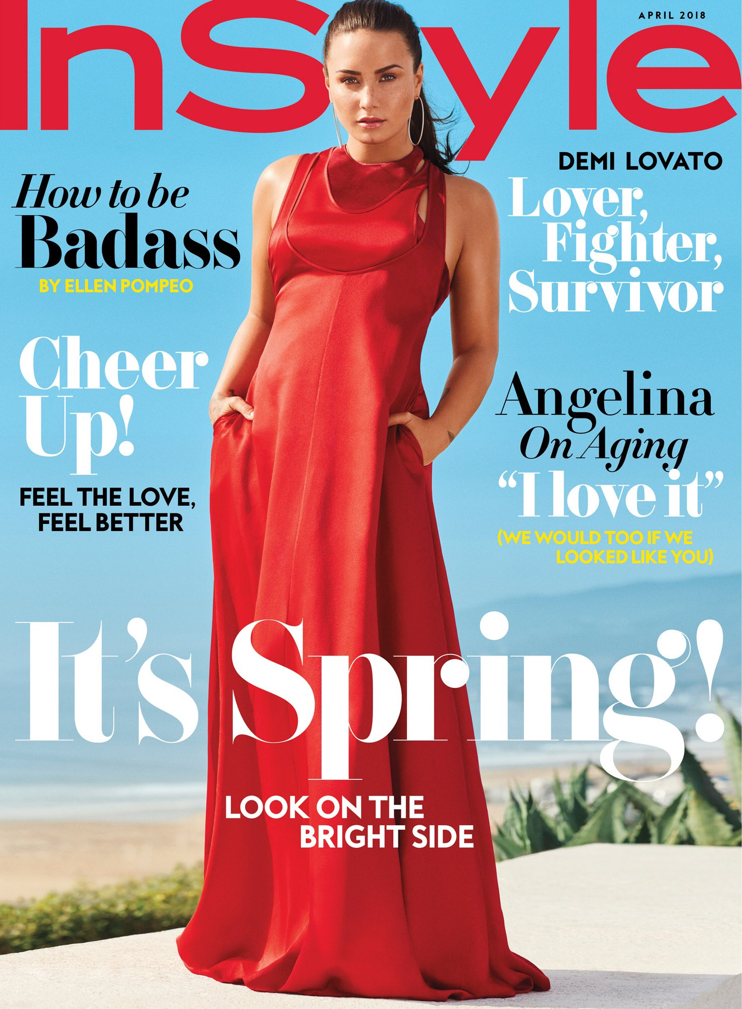 Thank you @InStyle for having me on the April Cover ❤️ https://t.co/Z7GznxcSqN https://t.co/nL0NtupwZF