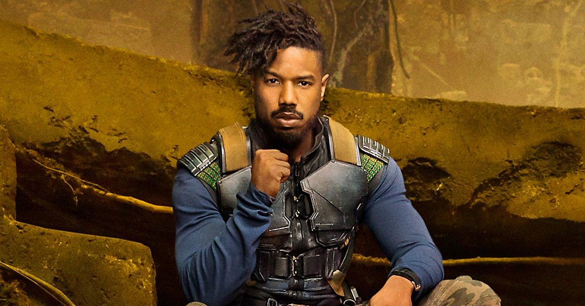 'Black Panther': Behind The Scenes Designs And Secrets On Erik Killmonger https://t.co/fdlDwvshnP https://t.co/AP3Wtk75gg