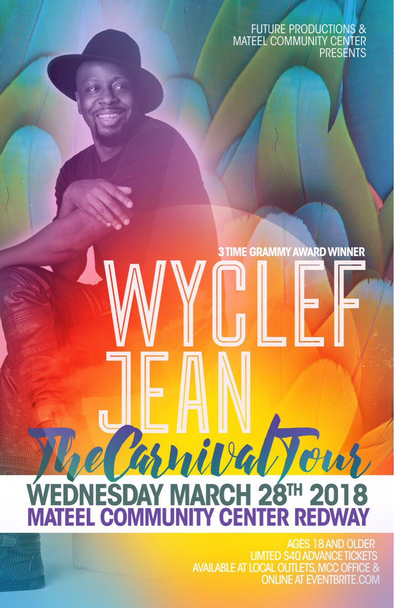REDWAY CA WEDNESDAY, MARCH 28TH @mateelcc #THECARNIVALTOUR https://t.co/DyQ0VuBzcv https://t.co/K79SKX9y45
