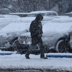 Snow slowing Wednesday morning commute