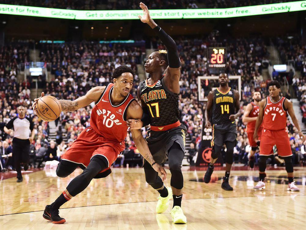 Toronto Raptors star DeMar DeRozan amazed by 'incredible' support over his depression