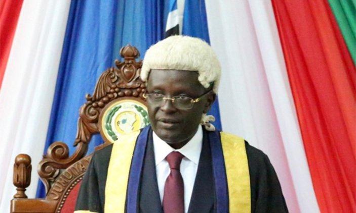 Burundi's application seeking to stay recognition of EALA Speaker struck out