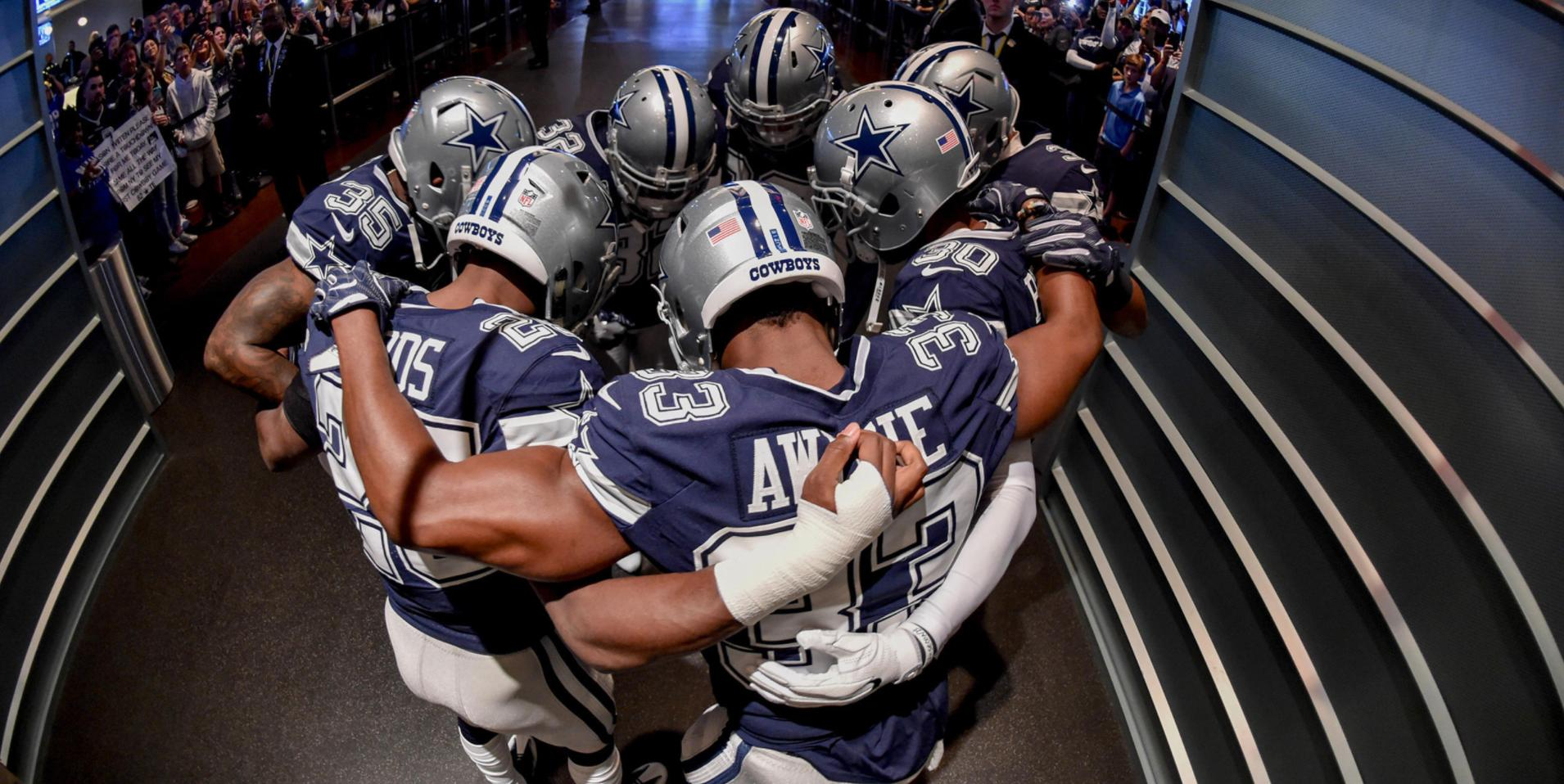Mailbag: Keeping An Eye On Future Contracts? Re-Stocking The Depth At Safety?  Answers: https://t.co/SA5uH0mKQp https://t.co/cG5Ve68tof