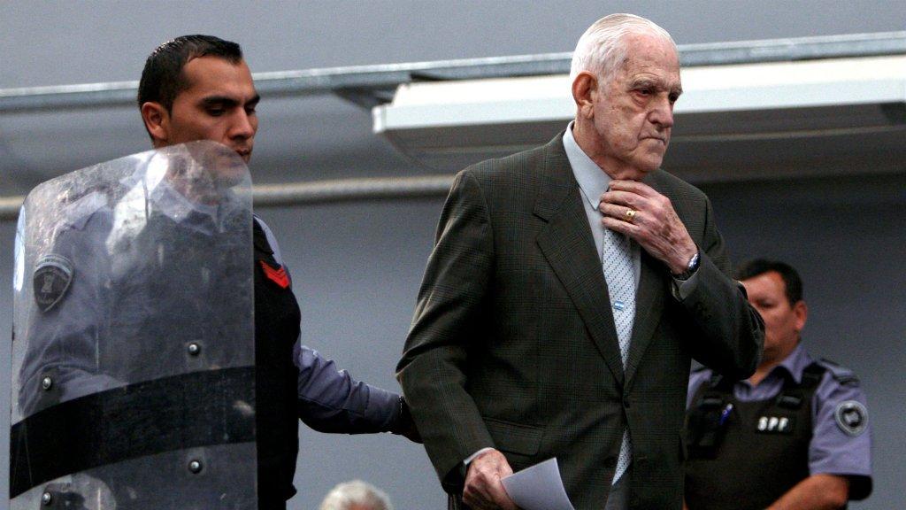 Fallece Reynaldo Bignonea, el último dictador argentino