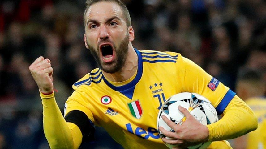 Champions League: Juventus steht nach Sieg bei Tottenham Hotspur im Viertelfinale
