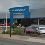 Corvette thieves target Les Stanford Chevrolet in Dearborn