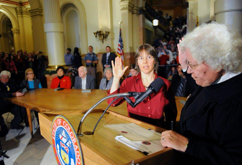 Colorado Supreme Court chief justice retiring in June