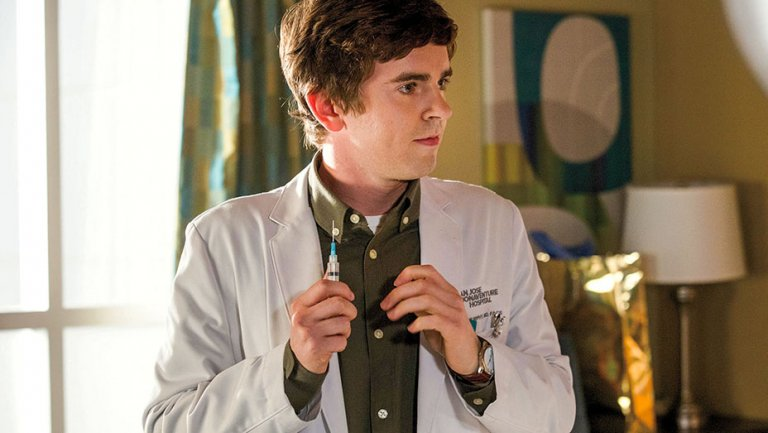 TheGoodDoctor Renewed for Season 2 at ABC