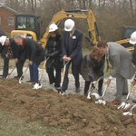 Groundbreaking held for affordable housing units in Middletown