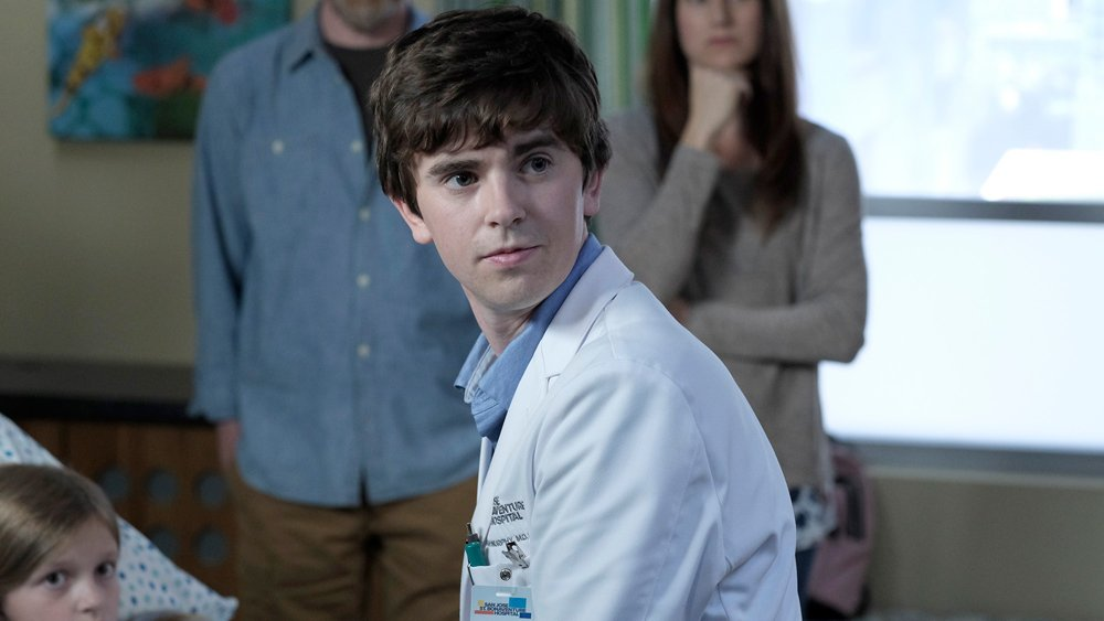 TheGoodDoctor will return for a second season at ABC