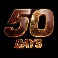 50 days. #Avengers #InfinityWar https://t.co/PfIDviHxAn