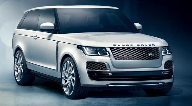 Salon de Genève: Range Rover SV Coupé, il n'y en aura pas pour tout le monde