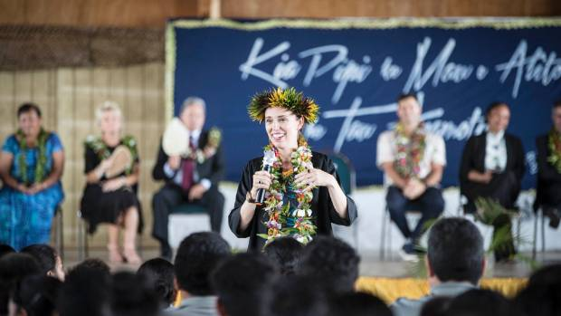PM Jacinda Ardern announces pension portability for Cook Islanders, Tokeulauns and Niueans