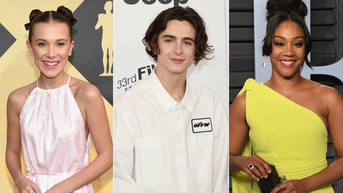 Millie Bobby Brown, Tiffany Haddish, And Everyone Else Who Really Won This Awards Season