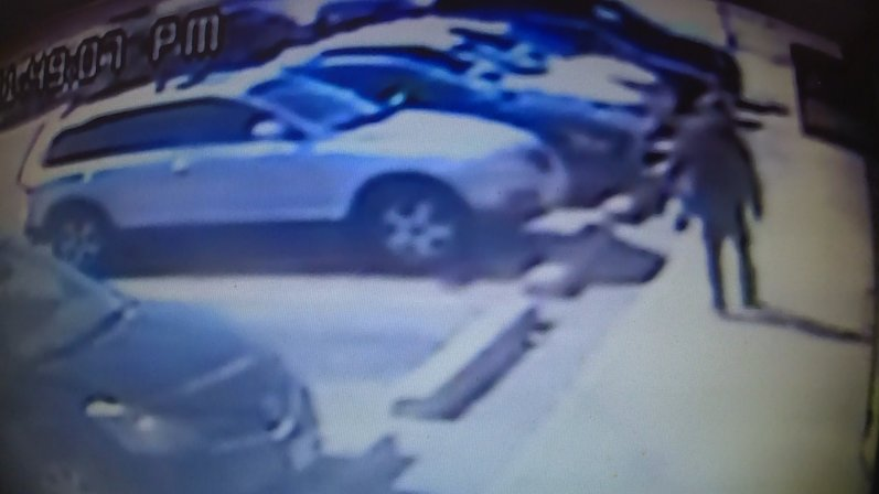 Video shows vehicle theft, kidnapping of 3 children