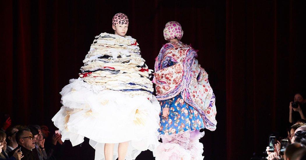 T's Best Photos from Paris Fashion Week