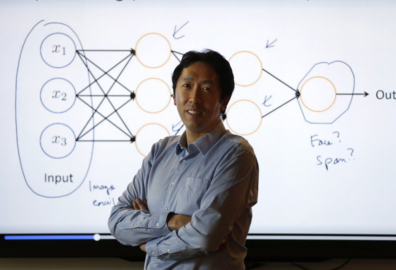 Google Brain founder Andrew Ng creates $175 million AI Fund