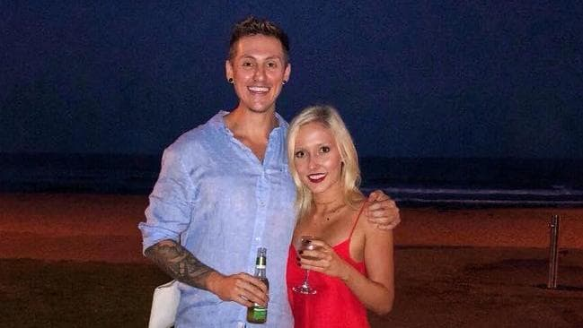 How this photo of a couple celebrating engagement at the beach ended up saving the life of a total stranger