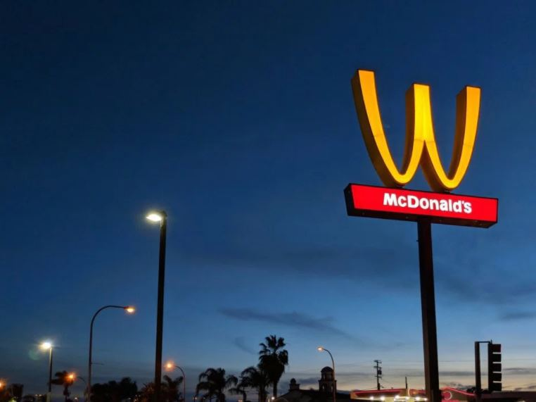 McDonald's is flipping its arches….and here'swhy