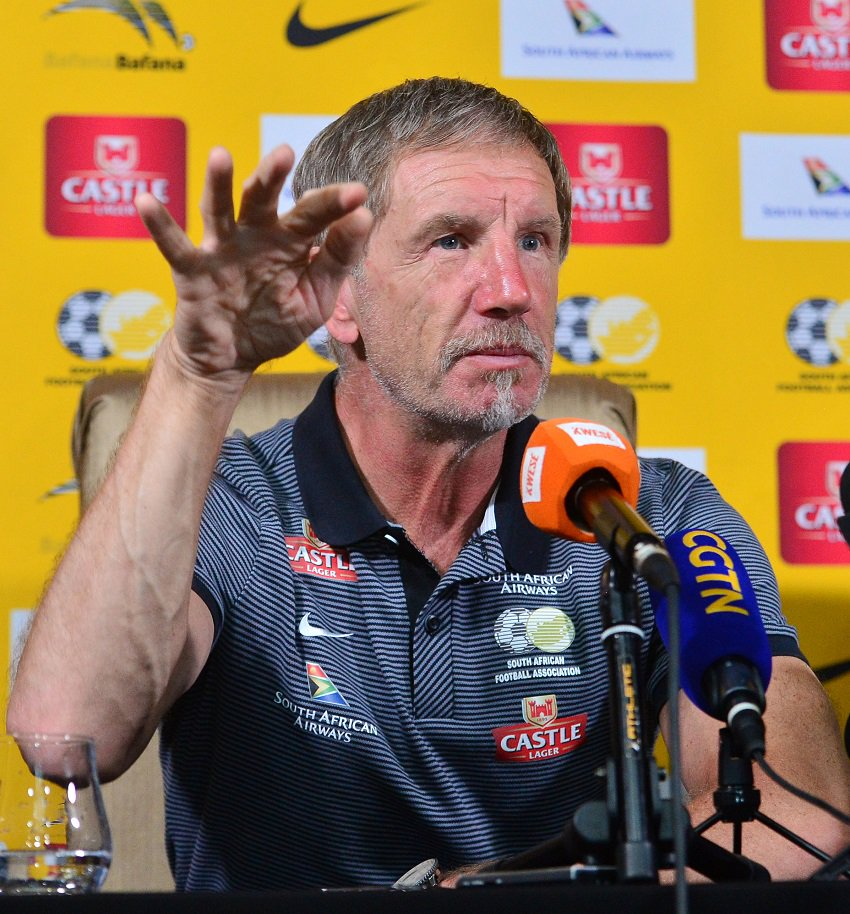Why Bafana coach Stuart Baxter may have missed a trick