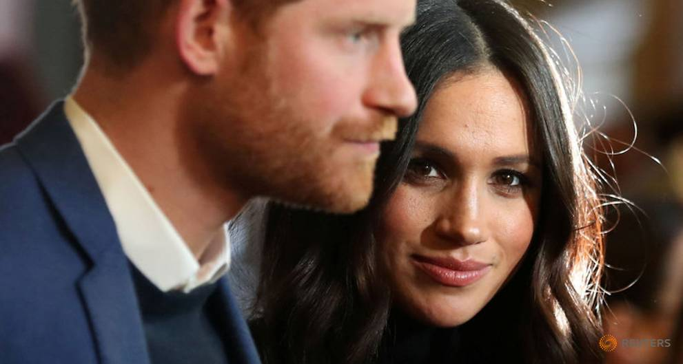 Meghan Markle baptised by archbishop ahead of wedding to UK's Prince Harry: Report