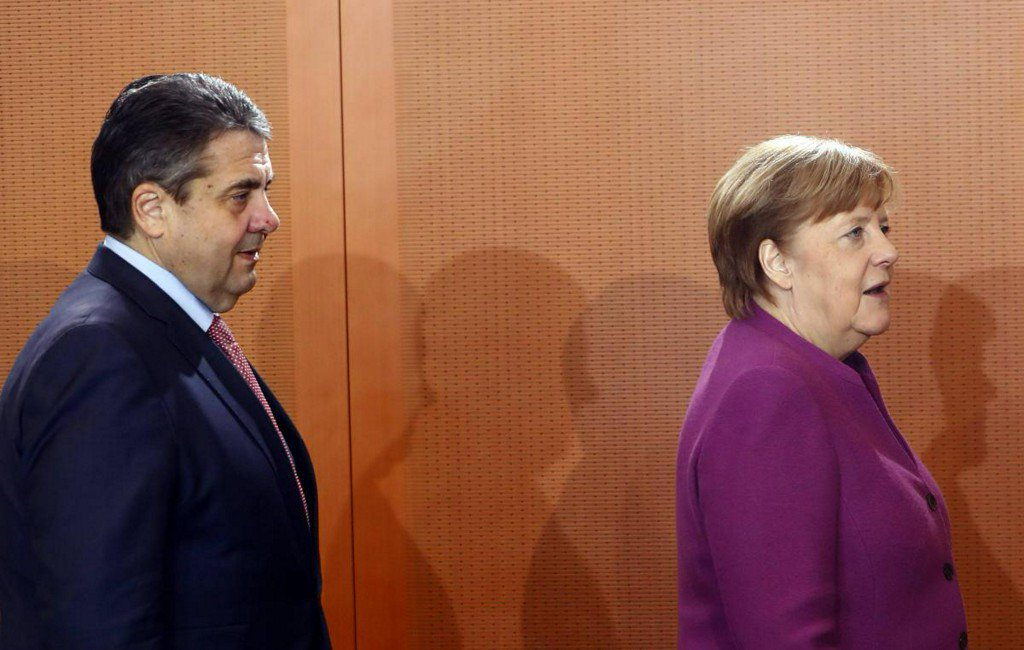 Germany to get new foreign minister as Gabriel loses job