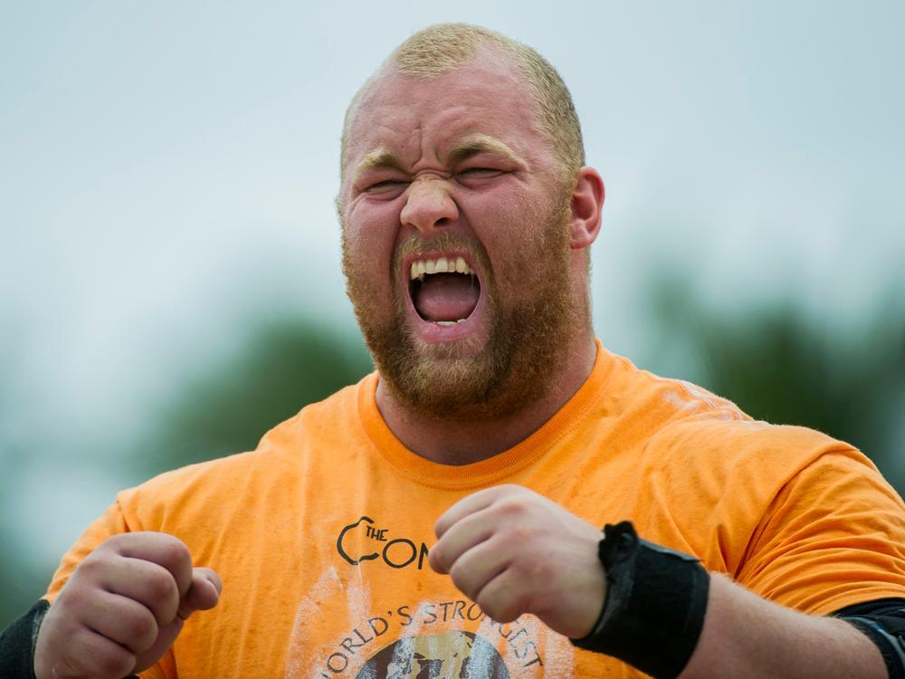 Game of Thrones' 'The Mountain' sets new strongman record