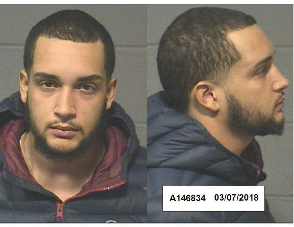 Police: Man drove stolen car to Hartford court for stolen carcharge