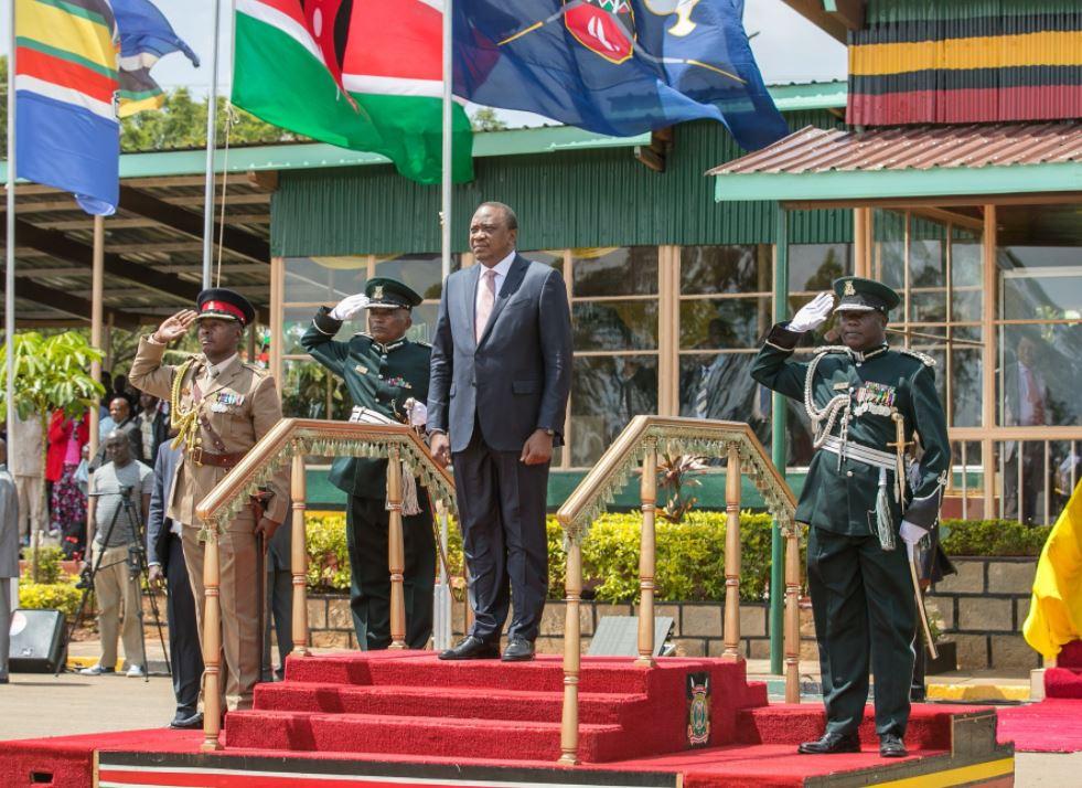 Gov't to invest more in criminal justice system reforms, President Kenyatta says