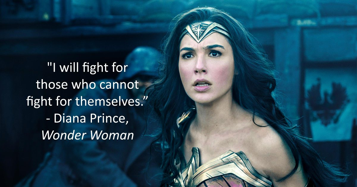 On #InternationalWomensDay, take a look at inspiring quotes from women in pop culture: https://t.co/rfwDeh0MO4 https://t.co/Z05Cx1nwS0