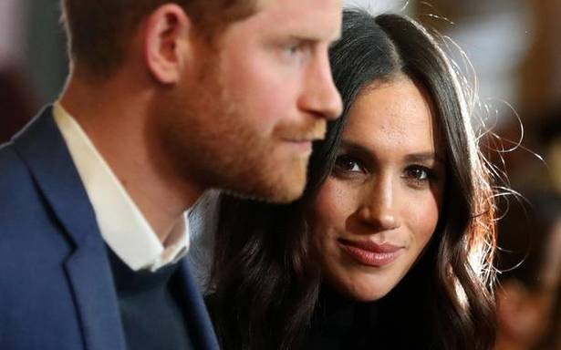 Meghan Markle secretly baptised ahead of wedding: Daily Mail
