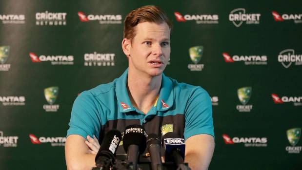 Steve Smith vows to get Australian troops in order in second test