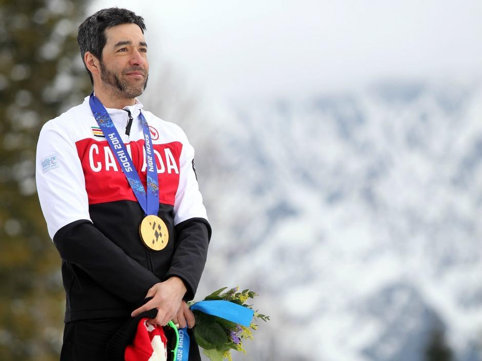 Ten-time Paralympic champion Brian McKeever will carry Canadian flag in Pyeongchang