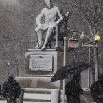Light snow expected across the metro Detroit area