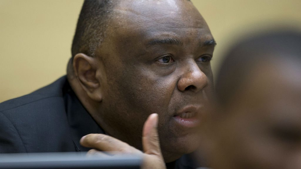 Congo's Bemba loses bribery appeal as judges order new sentence