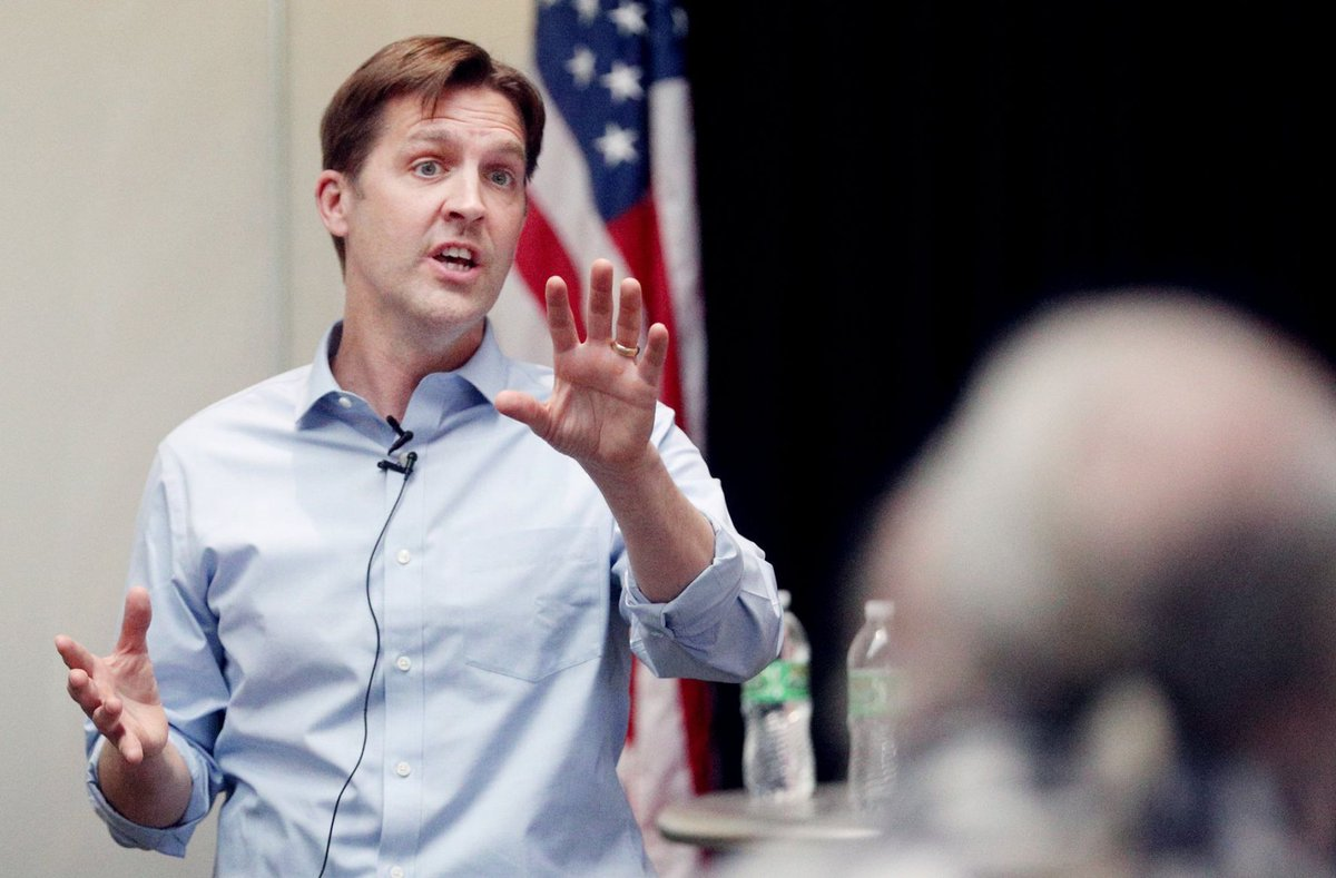 "Trump's plan to start a trade war is ""stupid policy,"" Nebraska's Sasse says"