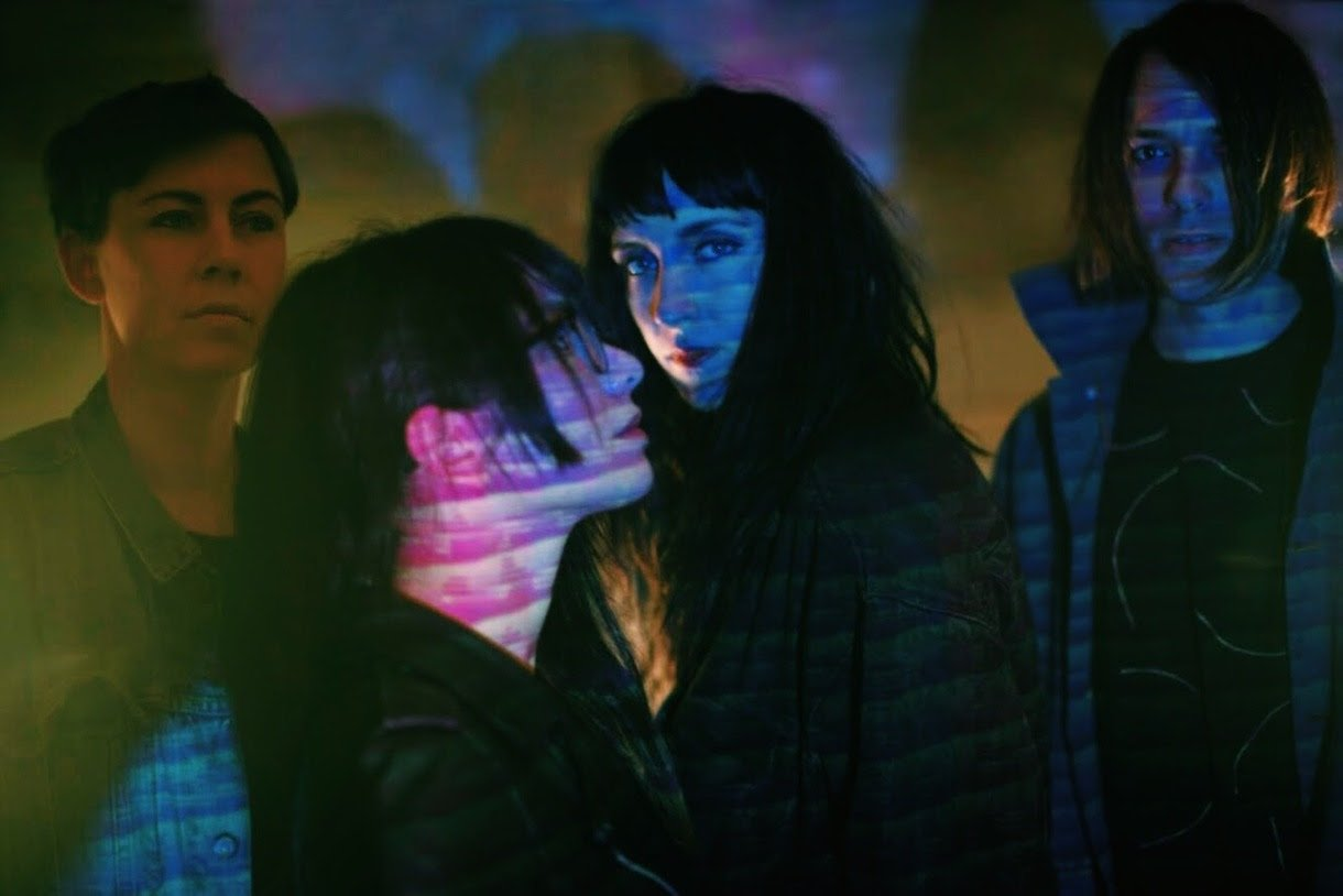 .@WaxIdols announce new album; hear the muscular dream-pop single 'Scream' https://t.co/CxsHOOpfM1 https://t.co/LHKuzHoZMZ
