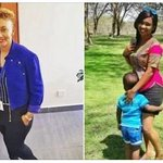 Gospel Musician Hey Z shows off new lover months after his wife was snatched by TV director