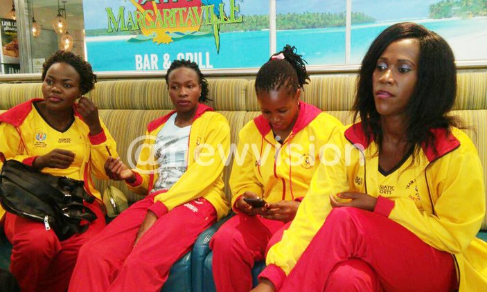 She Cranes arrive in Barbados for Commonwealth warm-up