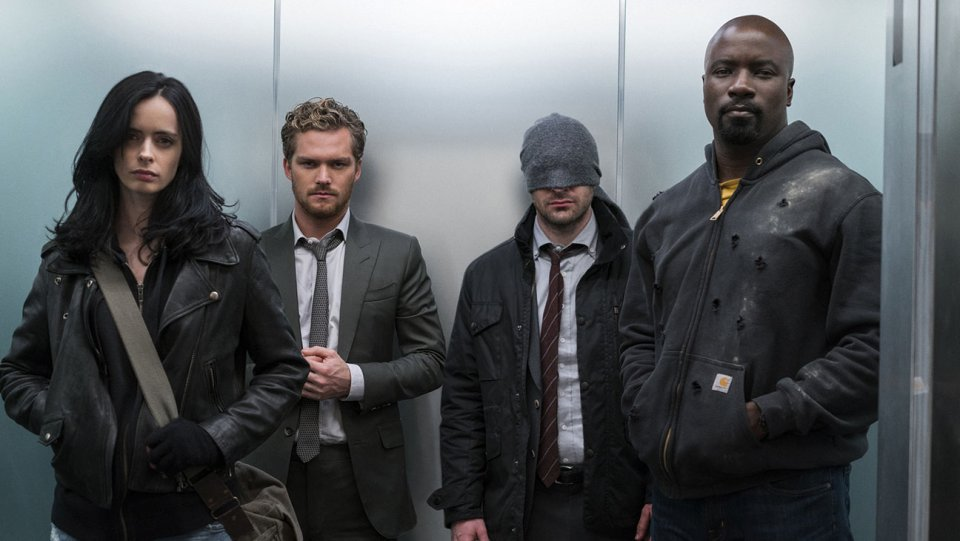Every Marvel Netflix season, ranked: From @JessicaJones through 'Daredevil'