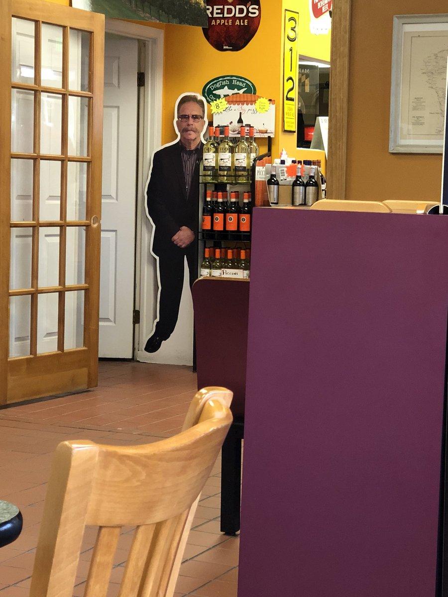 RT @cjt_777: @HowardStern! Look who's creepin near the wine in Baltimore! 68!!! https://t.co/vwBU5dOTts