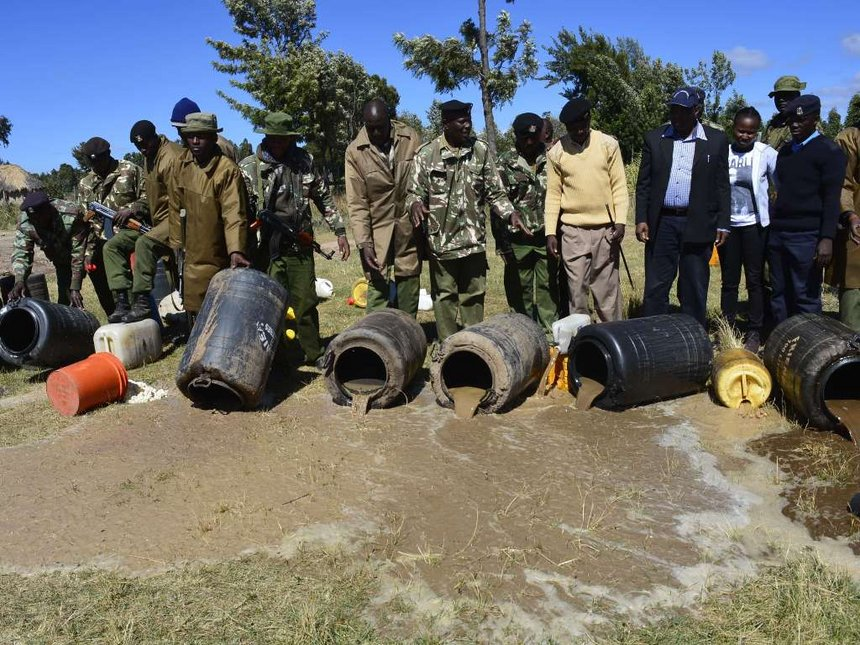 Incoming Bomet county commissioner to end cattle rustling, illicit brew trade