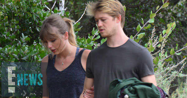 Taylor Swift and Joe Alwyn went into the woods for a romantic Malibu hike: