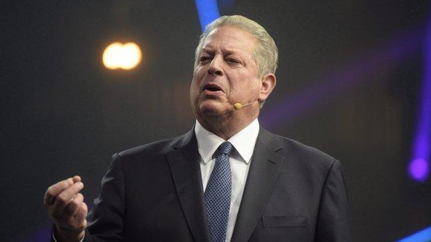 Former U.S. VP Gore praises Ontario's cap-and-trade system during Toronto visit
