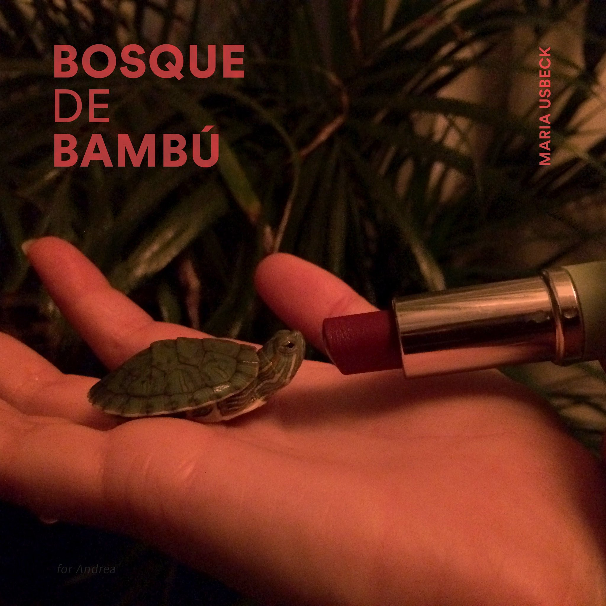 Listen to 'Bosque De Bambú,' a new stunner from @mariausbeck https://t.co/h31rceCSM0 https://t.co/WXGjx5Ic3f