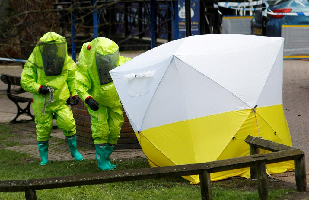 Complex and dangerous, nerve agents are rarely used for assassinations