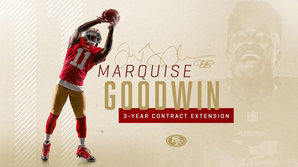 #49ers sign WR @flashg88dwin to a three-year extension!   https://t.co/QKnFppYMov https://t.co/ZbYjrHymjO